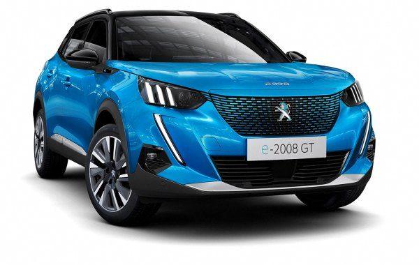 Yeni Peugeot 2008