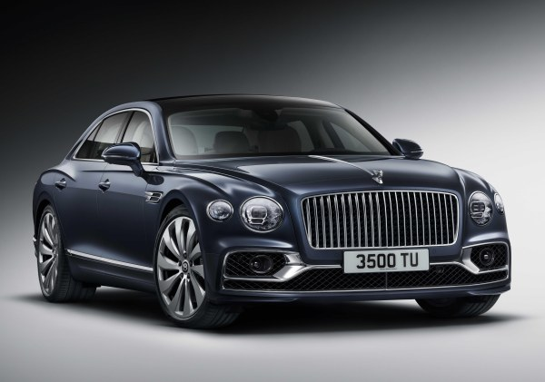 Yeni Bentley Flying Spur