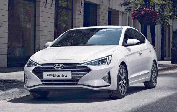 Yeni Hyundai Elantra 2019 fiyat listesi