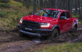 Ford Ranger Raptor ilk sürüş