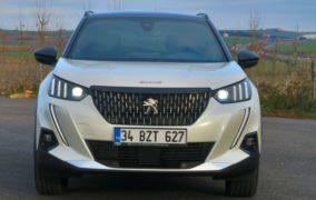 Yeni Peugeot 2008 test sürüşü