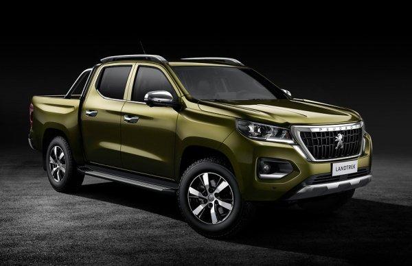 Peugeot Landtrek Pick-up