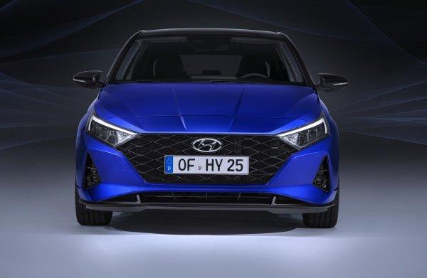Yeni Hyundai i20 2020