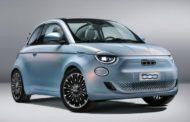 Yeni ve elektrikli Fiat 500