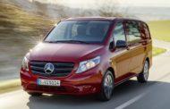 Yeni yüzlü Mercedes-Benz Vito 2020