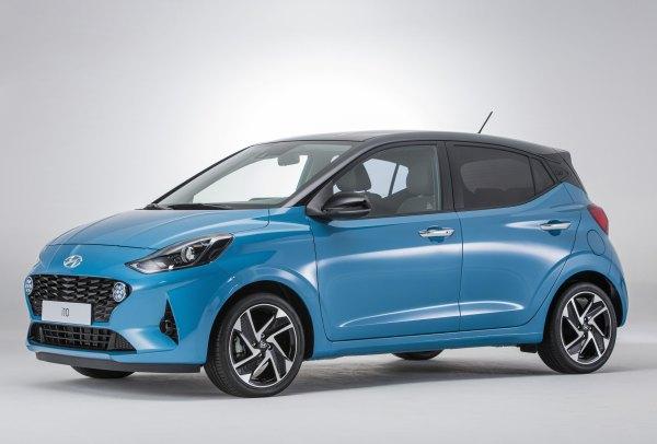 Yeni Hyundai i10 fiyat listesi