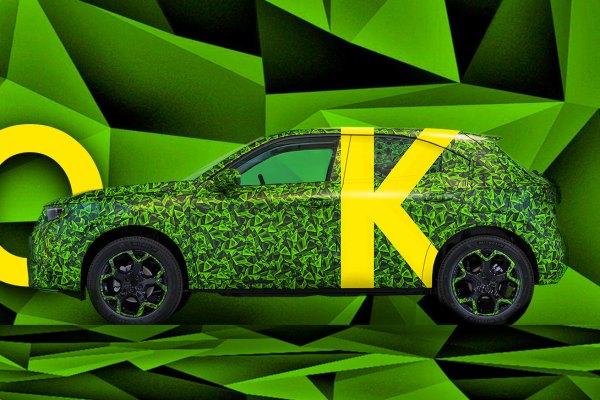 Yeni Opel Mokka Elektrikli 2021