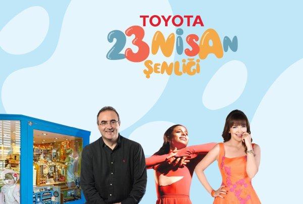 23 Nisan Toyota