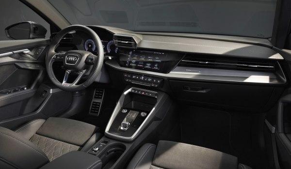 2020 Audi A3 Sedan kokpit