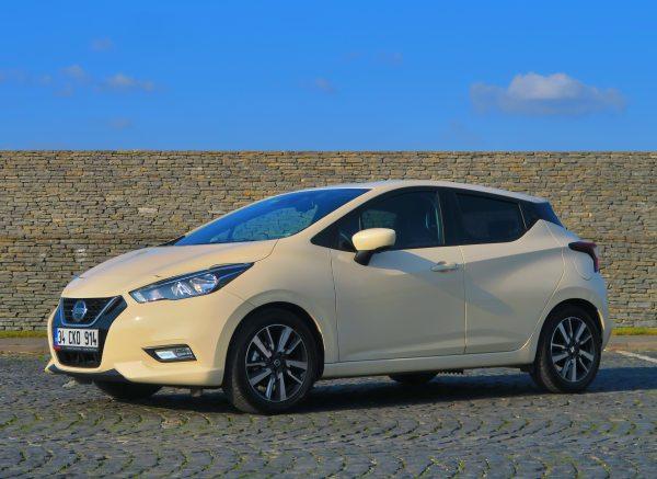 Yeni Nissan Micra 1.0 CVT test