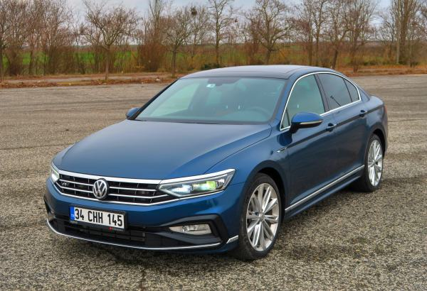 VW Passat 2.0 TDI 2020 test