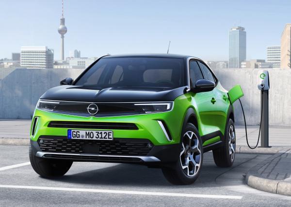 Elektrikli Opel Mokka