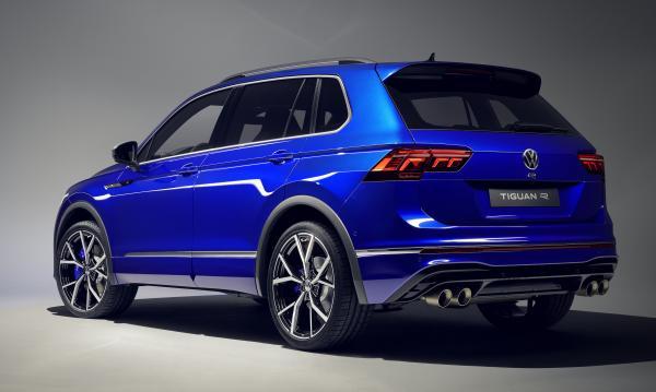 Yeni VW Tiguan 2021 eHybrid - Otomobil