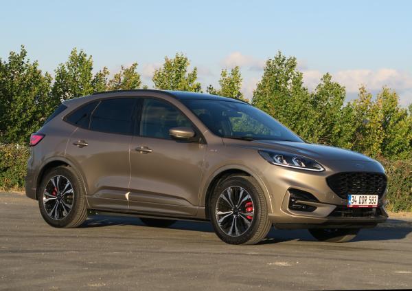Yeni 2020 Ford Kuga test sürüşü - Otomobil
