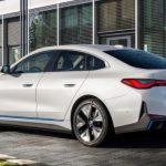 BMW i4 arka