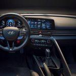 Hyundai Elantra N konsol
