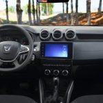 2021_Dacia_Duster_konsol