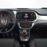 Fiat Doblo konsol