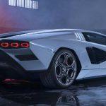 Yeni Lamborghini Countach
