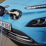 Elektrikli Hyundai Kona-şarj