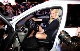 İstanbul Autoshow 2015 Manken Kızlar Galerisi